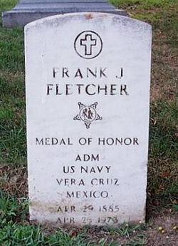 Frank Jack Fletcher