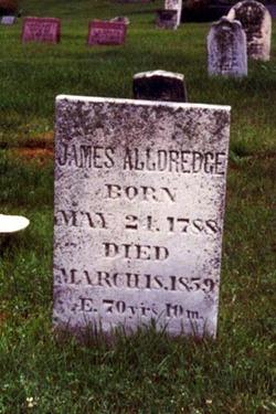 James Alldredge, Sr