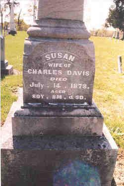 Susan <i>McJomsey</i> Davis