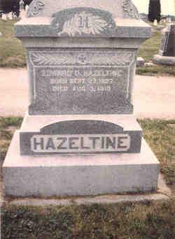 Edward D. Hazeltine