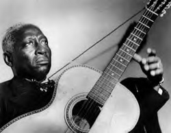 Huddie William Lead Belly Ledbetter
