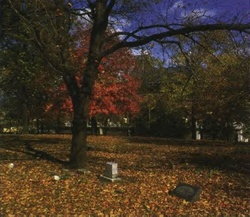 Huron Indian Cemetery