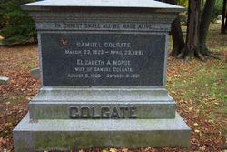 Elizabeth Ann <i>Morse</i> Colgate