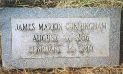 James Marion Cunningham