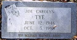 Joe Carolyn Tye