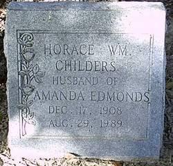 Horace William Doc Childers