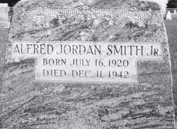 Alfred Jordan Smith, Jr