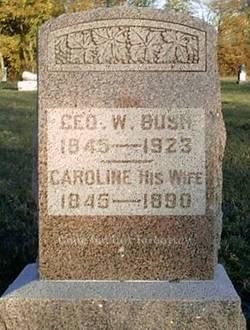Melissa Caroline <i>Derr</i> Bush