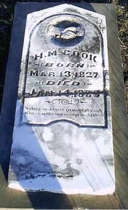Hiram Michael Cook