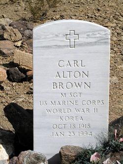 Carl Alton Brown
