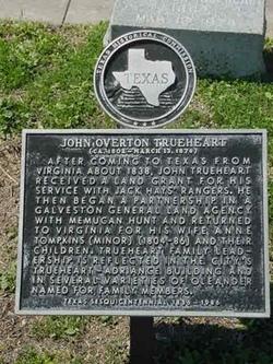 John Overton Trueheart