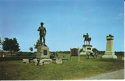 2nd Maine Light Artillery, Battery B Monument