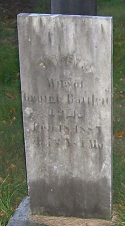 Betsey C. <i>Merrill</i> Bartlett