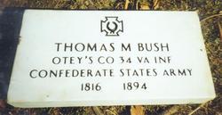 Thomas M. Bush, Sr