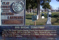 Big Shoal Cemetery
