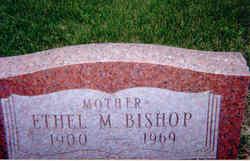 Ethel M. <i>Pence</i> Bishop