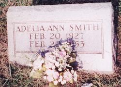 Adelia Ann Smith