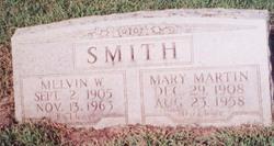 Melvin W Smith, Sr