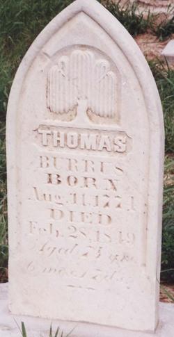 Thomas Burrus