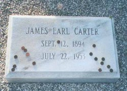 James Earl Carter, Sr