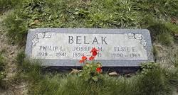Elsie E <i>Goschler</i> Belak