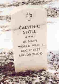 Calvin Carl Cal Stoll