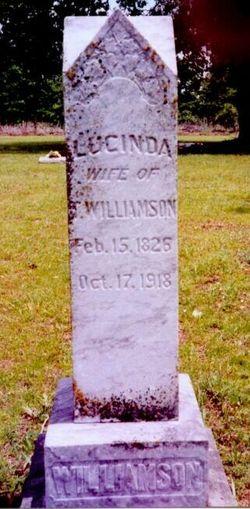 Lucinda <i>Miller</i> Williamson