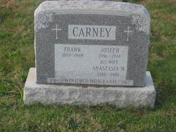 Anastasia M Carney
