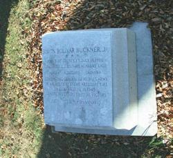 Simon Bolivar Buckner, Jr