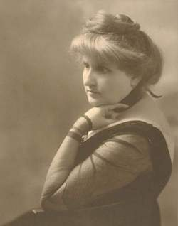Gertrude Franklin <i>Horn</i> Atherton