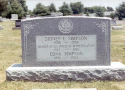 Sidney Elmer Simpson