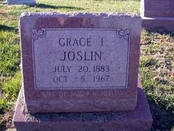 Grace I. Joslin