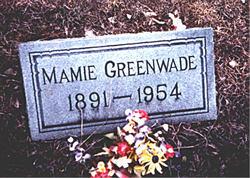 Mamie <i>Murray</i> Greenwade