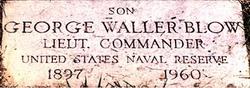 George Waller Blow