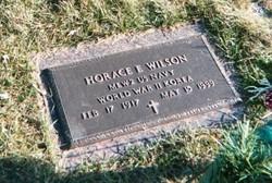 Horace Edward Wilson
