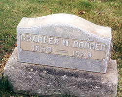 Charles M Booher