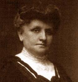 Fannie Clara <i>M�eller</i> Matthiessen