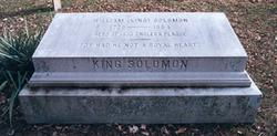 William King Solomon