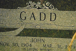 John Gadd