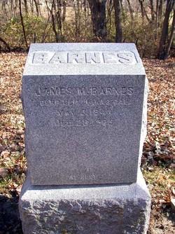 Corp James M. Barnes