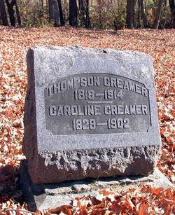 Thompson Creamer
