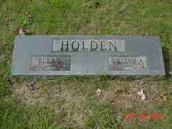 Sarah Verlula <i>Strickland</i> Holden