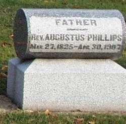 Rev Augustus Phillips