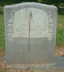 Carl Lee Cunningham