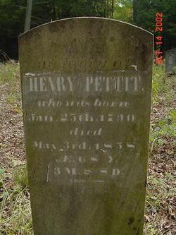 Henry Pettit, Jr