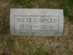 Hattie E <i>Howard</i> Arnold