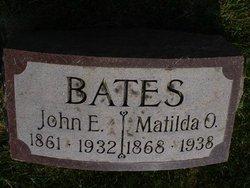 John Ervin Bates