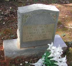 Lizzie <i>McGee</i> Blake