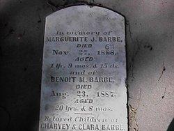 Marguerite Barbe