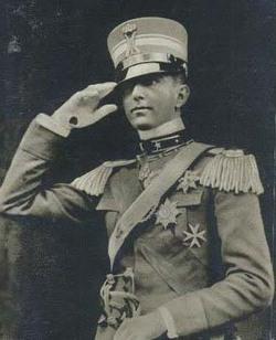 King Umberto Savoy, II